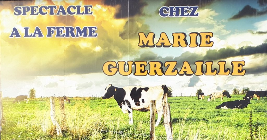 Marie Guerzaille affiche